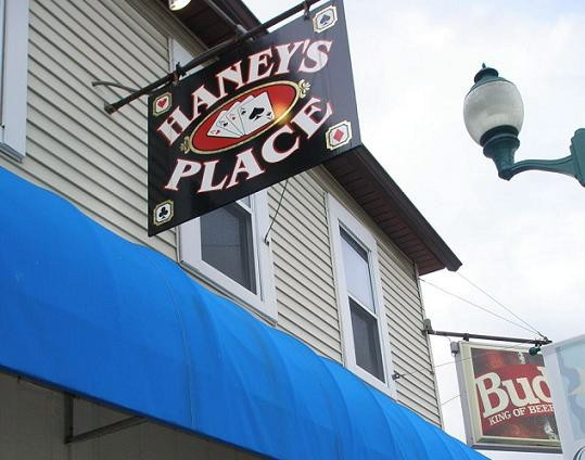 When last we checked, Haney's was still serving its beer out of picnic coolers -- God love 'em! - ROBIN WHEELER