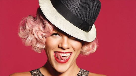 Pink - Monday, November 11 @ Scottrade Center - PRESS PHOTO