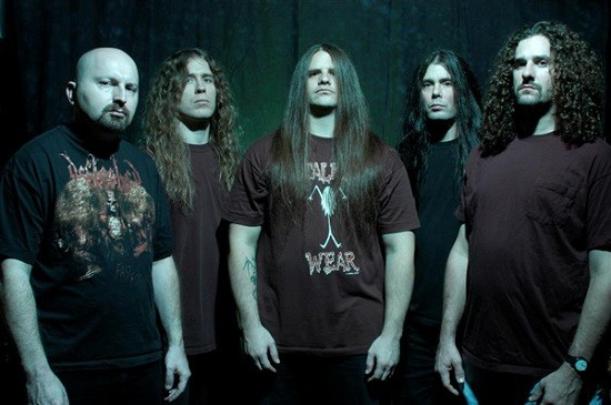 Cannibal Corpse - PRESS PHOTO