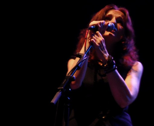 Patty Griffin pours it all out at the Pageant - ROY KASTEN