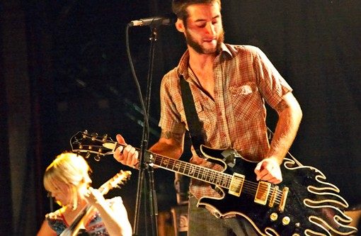 Murder by Death last night at Pop's. See more photos from last night's show. - PHOTO: STEVE TRUESDELL