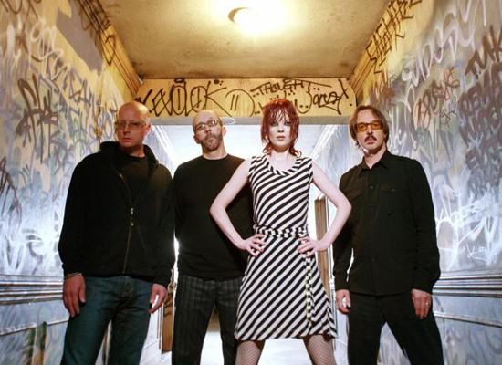 Garbage - April 9 @ The Pageant