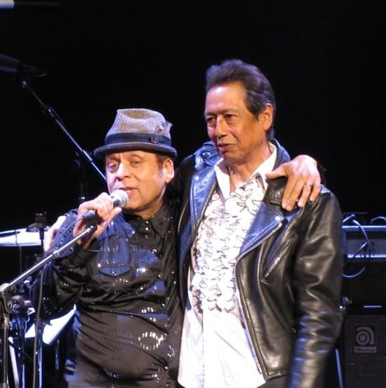 Garland Jeffreys and Alejandro Escovedo - DANA PLONKA
