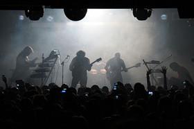 Live in Rome, February 18, 2011 - COURTESY OF WWW.NEWGOBLIN.COM
