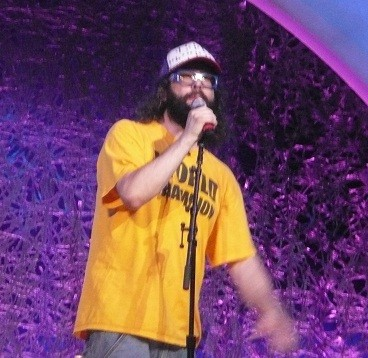 "W is for ""World Champion"" Judah Friedlander"