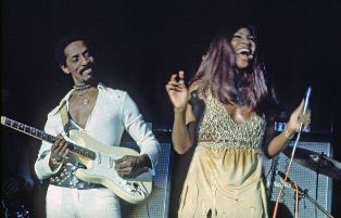 Ike Turner's musical gifts were sizable. But his abuse of Tina Turner left a mark on his legacy. - WIKIMEDIA COMMONS