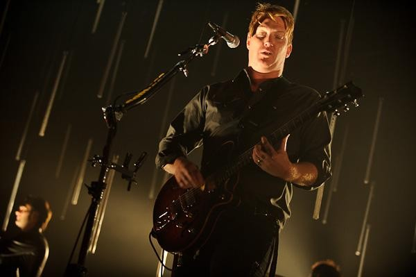 Josh Homme - TODD OWYOUNG