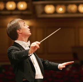 David Robertson and the St. Louis Symphony will be back for another season. - IMAGE VIA