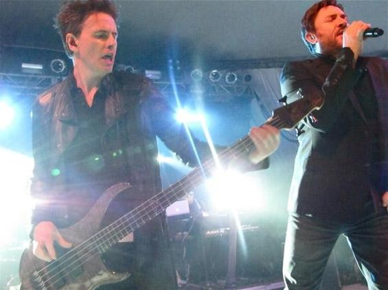 Duran Duran: Pretty good band name. From last year's SXSW - DANA PLONKA