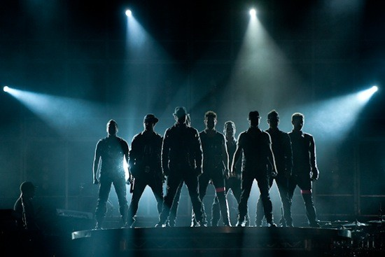 BACKSTREET'S BACK, ALRIGHT. PHOTO BY JON GITCHOFF