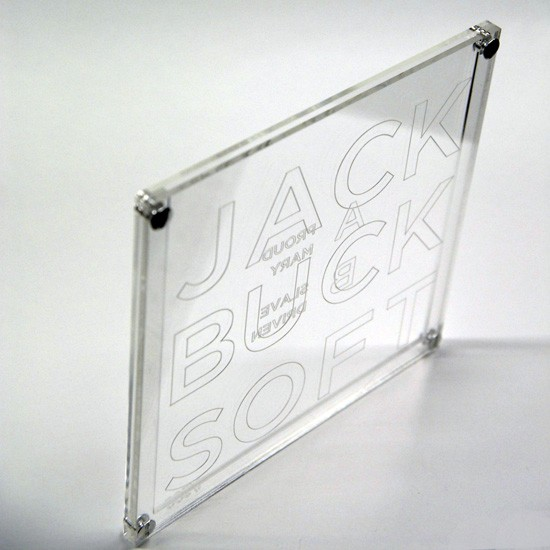 Jack Buck's new release SOFT. - CHASE MACRI