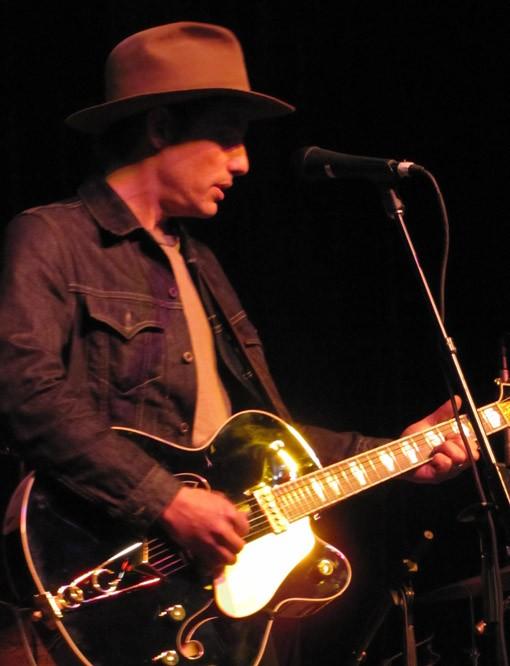 Jakob Dylan at SXSW 2010 - DANA PLONKA