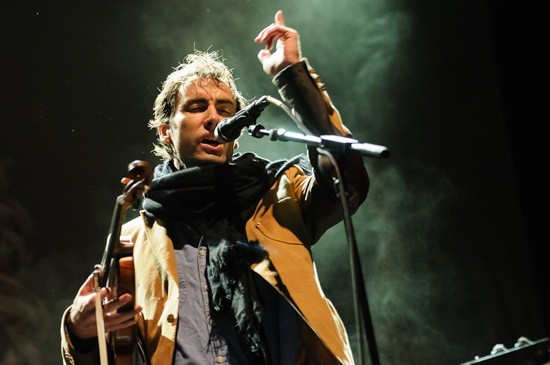 Andrew Bird at the Pageant last month. - JASON STOFF