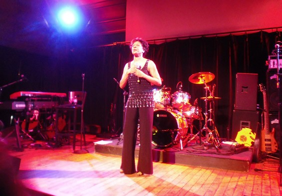 The incomparable Bettye LaVette at the Old Rock House - ROY KASTEN