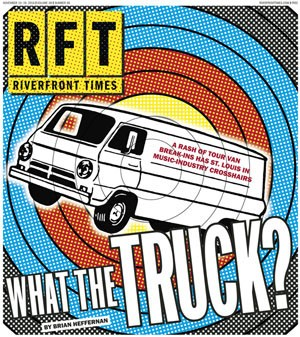 The cover of the November 14, 2014, Riverfront Times. - RFT PHOTOILLUSTRATION. SOURCE MATERIAL: CSA IMAGES.
