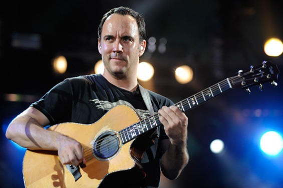 Last time Dave Matthews Band came to town, I took my mom to go see him. Read about that right here. - PHOTO BY TODD OWYOUNG