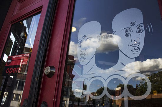 Cherokee Street storefront Apop Records will be closed by the end of October. - MABEL SUEN