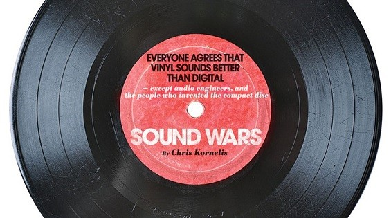 Of course vinyl records sound better than CDs. Or do they?