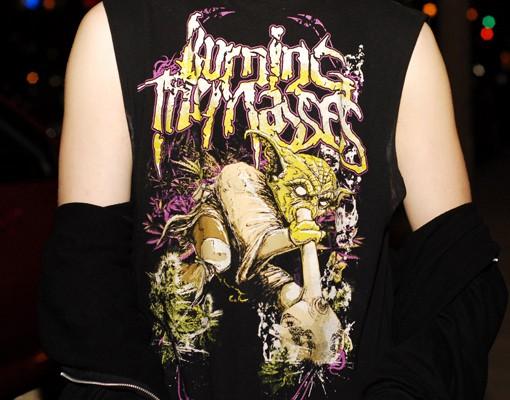 "View ""20 Amazing Metal Shirts"" slide show. - PHOTO: EGAN O'KEEFE"