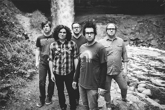 Maybe Motion City Soundtrack will put a ring on it for St. Louis. - PRESS PHOTO