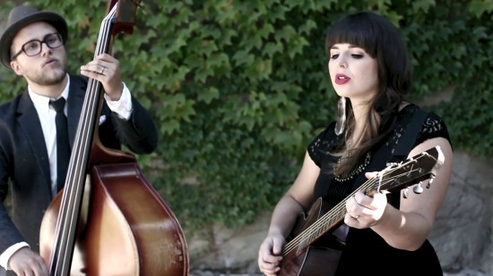 Kit Hamon and Beth Bombara - JOSHUA BLACK WILKINS