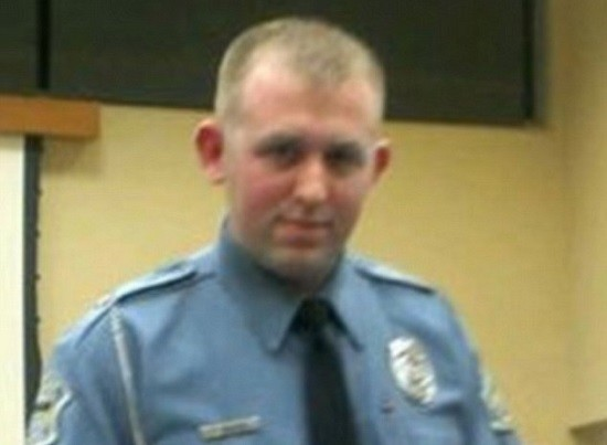 Officer Darren Wilson