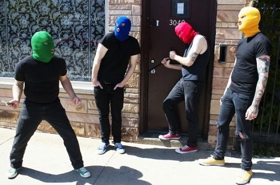 Masked Intruder - February 17 @ Ciciero's