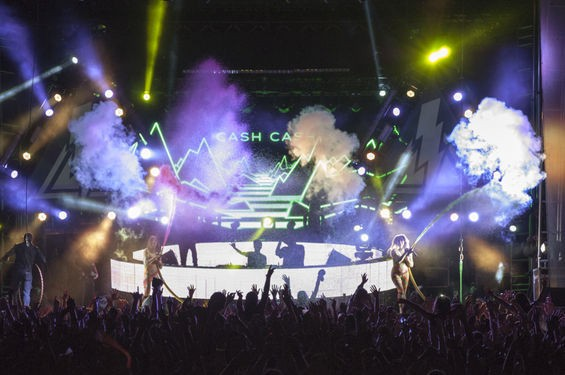 See more photos from Life in Color here. - MICAH USHER