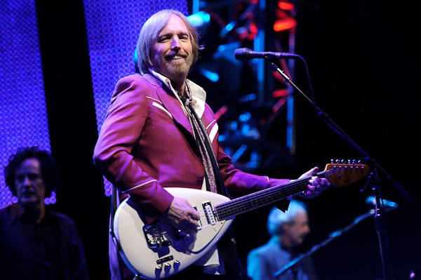 Tom Petty, last night at the Verizon Wireless Amphitheater. View more photos here. - TODD OWYOUNG