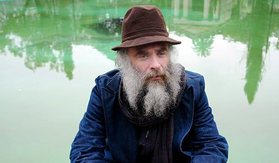 Lungfish frontman Daniel Higgs performs March 26 at Foam on Cherokee Street. - PHOTO BY SUZY POLING VIA THRILL JOCKEY