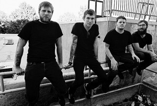 Against Me! - RYAN RUSSELL