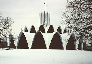 St. Louis Abbey Church - IMAGE VIA