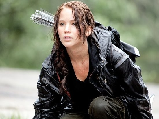 HOW POWERFUL IS THE COMMERCIAL ENGINE OF THE HUNGER GAMES? WE'RE ABOUT TO FIND OUT.