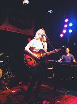 Caroline Smith at recordBar in Kansas City, MO - PHOTO BY BLAIR STILES