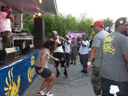 Thug Friends at S.L.U.M. Fest 2011