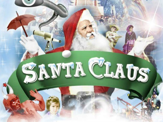 Santa Claus, space traveler and fighter of Satan - RIFFTRAX