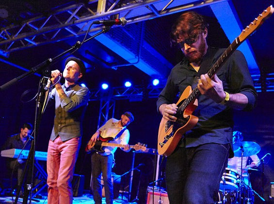 Kentucky Knife Fight van benefit show - Saturday, March 1 @ Off Broadway. - STEVE TRUESDELL FOR RFT