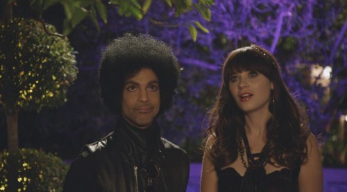 Prince and Zooey scoping out butterflies has got to be a hallucination, right? - @NEWGIRLONFOX | TWITTER