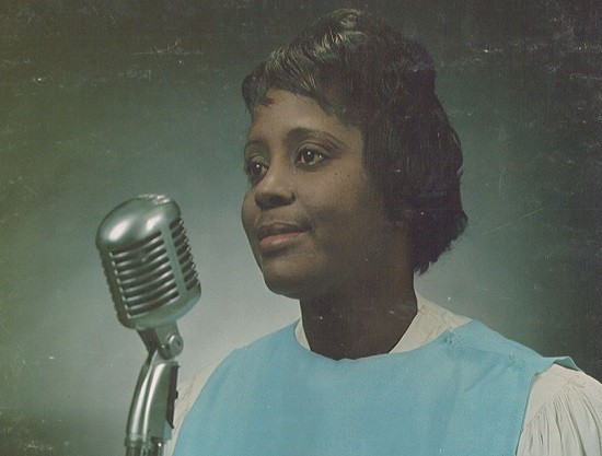 Martha Bass - VIA I'M SO GRATEFUL ALBUM COVER