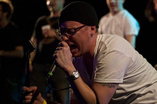 Spark1Duh? performing at the Firebird. - SCOTT LAYNE