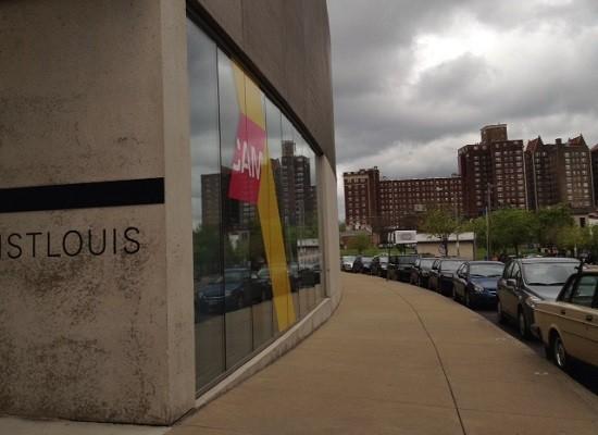St. Louis' Contemporary Art Museum. - JAIME LEES