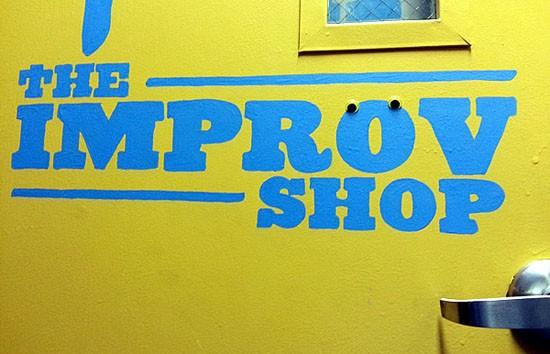 THE IMPROV SHOP