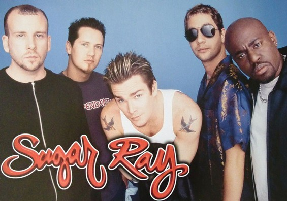 Sugar Ray in 1999 - PROMOTIONAL POSTER