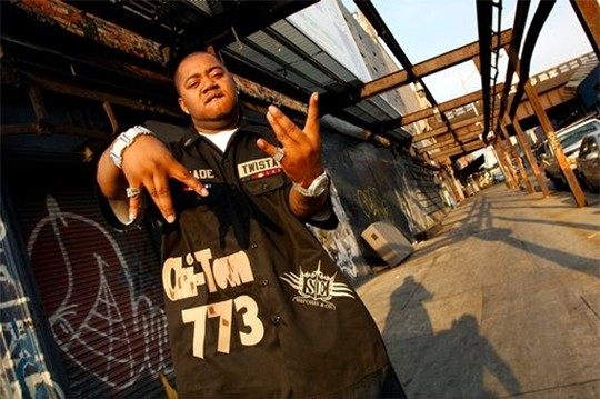 Twista returns to St. Louis on February 21 at the Mad Magician. - PRESS PHOTO