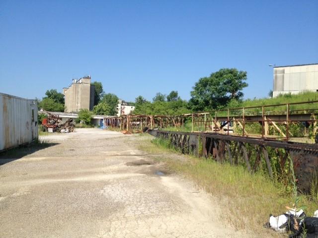 Cementland, main path - JAIME LEES