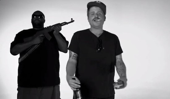 Killer Mike and EL-P - PRESS PHOTO