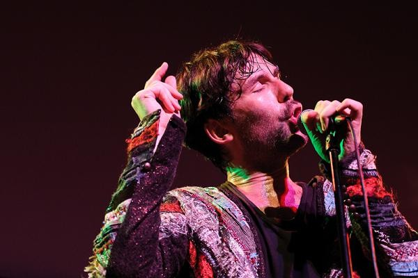 Jamie Lidell at the Old Rock House - JASON STOFF
