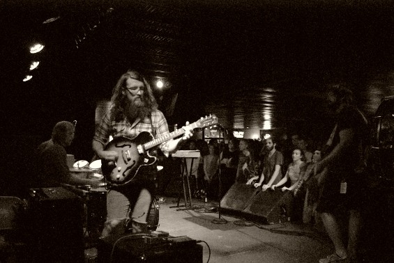 Maps & Atlases performing at Firebird on July 6 - MIKE PAUL