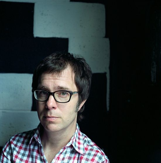 Ben Folds performed with the St. Louis Symphony at Powell Hall. - MICHAEL WILSON