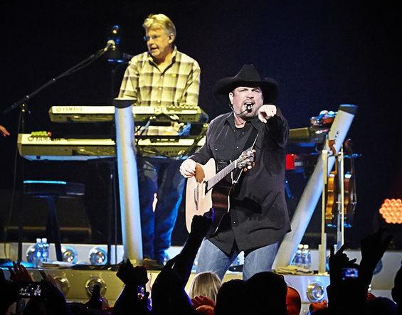 Garth Brooks at Scottrade Center. See more photos here. - STEVE TRUESDELL